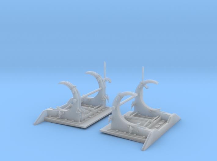1/20 PT Torpedo Rack TypB 3d printed