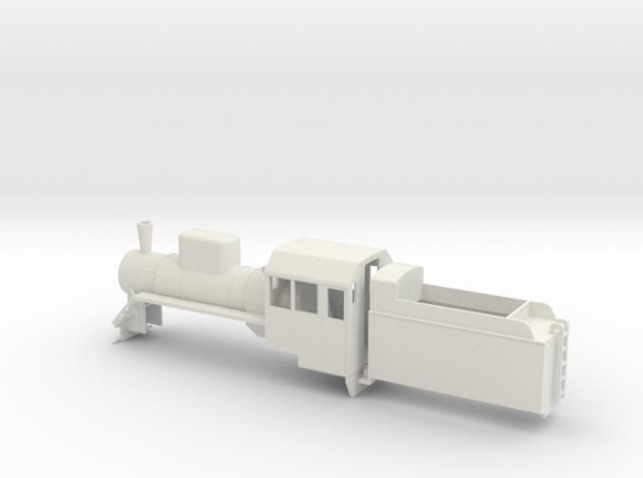 B-55-c2-loco-plus-tender-1a 3d printed