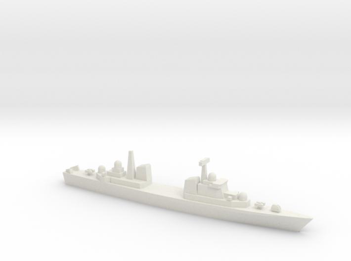 Type 43, 1/1250 3d printed