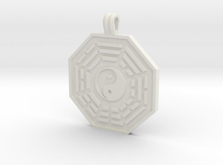 Bagua Symbol 3d printed