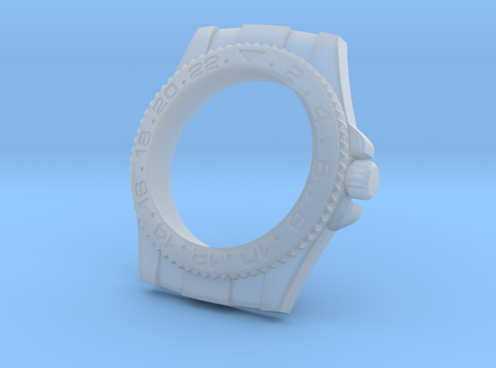 Rolex Housing For 70mm Gauge 3d printed