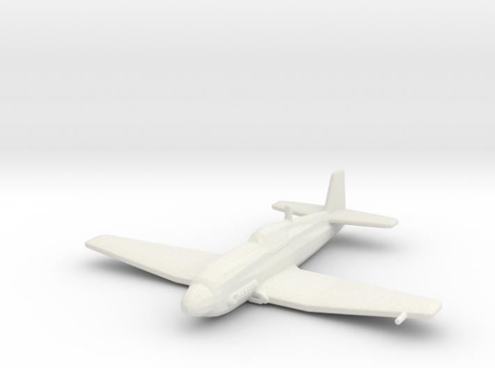 Heinkel He 100D 3d printed