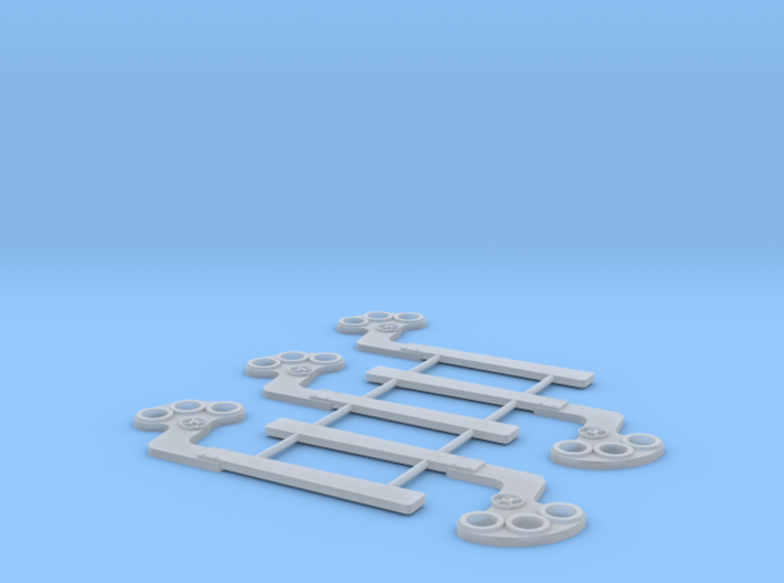 S Scale GRS B Semaphore Square 3d printed