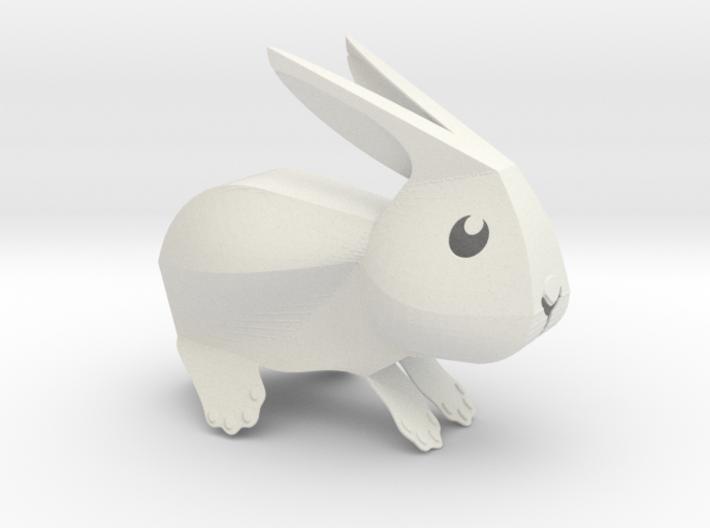 Little Bunny - V2 3d printed