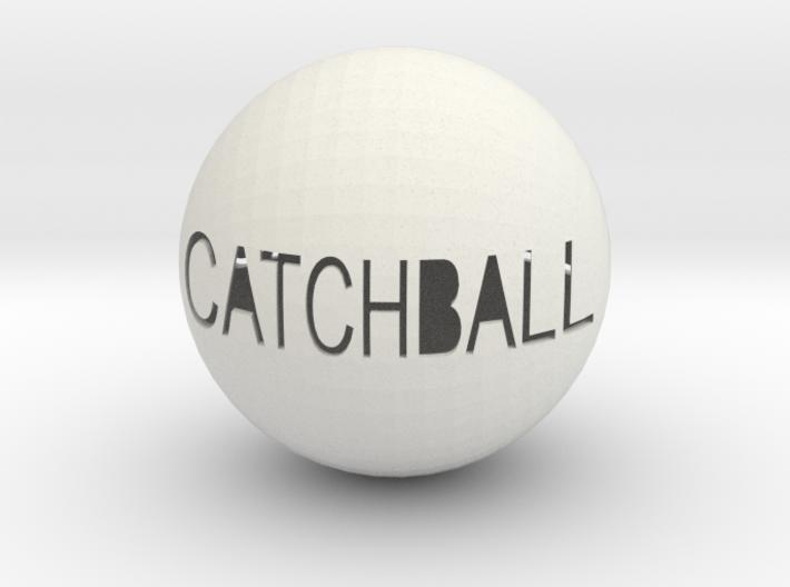 Catchball 3d printed
