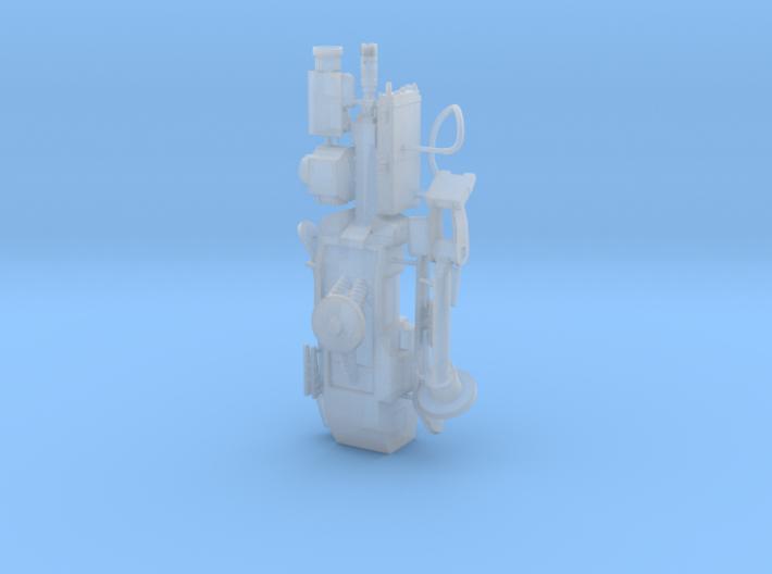 1/18 scale Sentrygun 3d printed