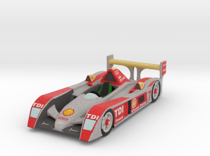 AudiR10 3d printed