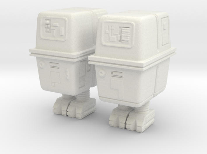 Gonk droids 1:32 scale 3d printed