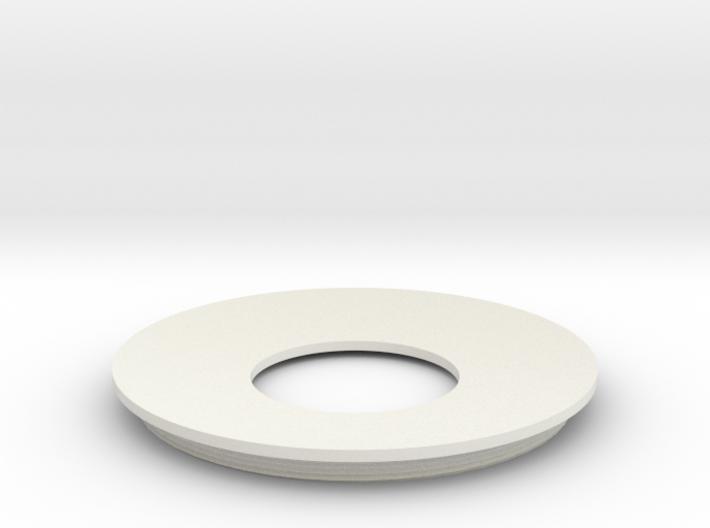 Lieberkuehn Reflector 58mm Dia. 76.2mm WD 3d printed