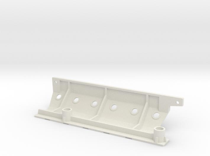 Skid plate left Adventure D90 Gelande 1:10 3d printed