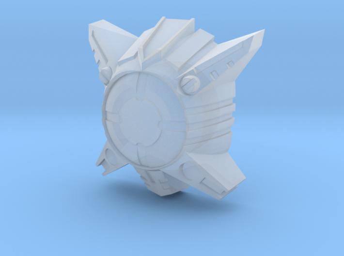 Energo-Star - Herobot 3d printed