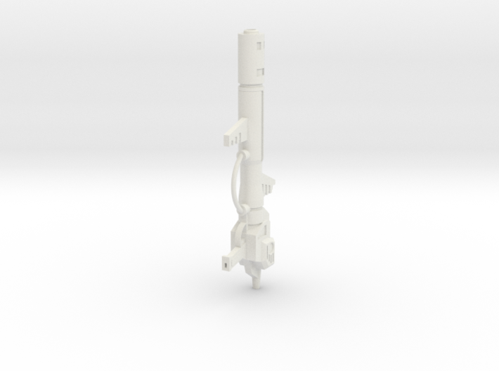 """""""Electron Cannon"""" 1:6th scale weapon 3d printed"""