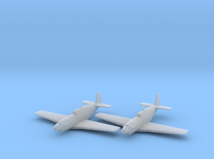 North American A-36 'Apache' 1/200 x2 FUD 3d printed