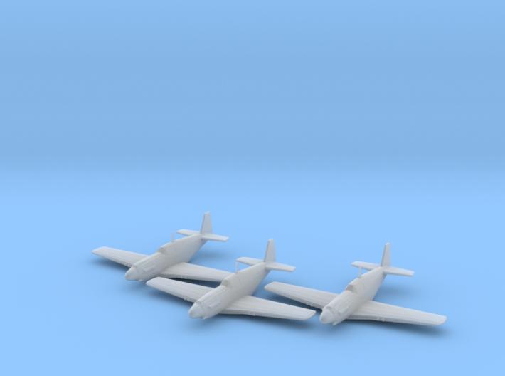 North American A-36 'Apache' 1/200 x3 FUD 3d printed