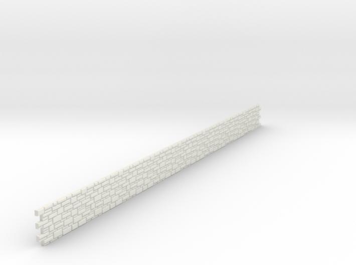 Flexibles Schichtenmauerwerk (N 1:160) 3d printed