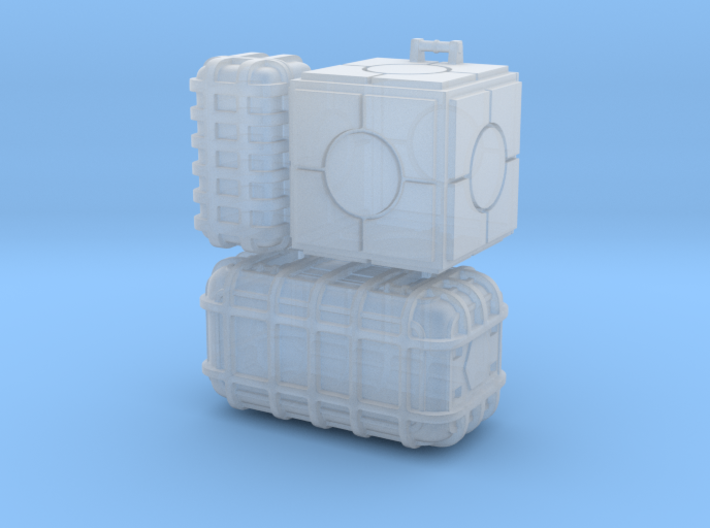 Star Wars cargo crates  3d printed