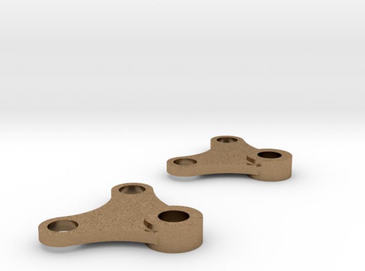 Pair Of Hangars 3d printed