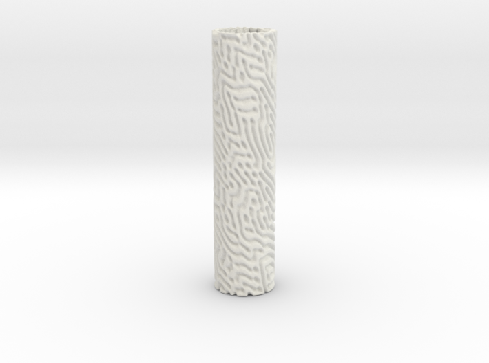 Reaction Diffusion Vase 3d printed