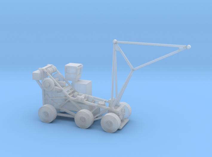 "1:400 Scale CVCC ""Tilly"" Crash Crane 3d printed"
