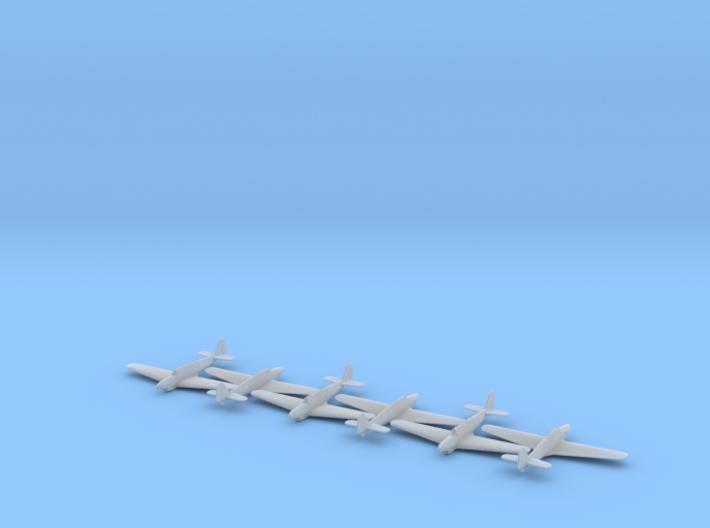 1/350 Fairey Fulmar 1 flying 3d printed