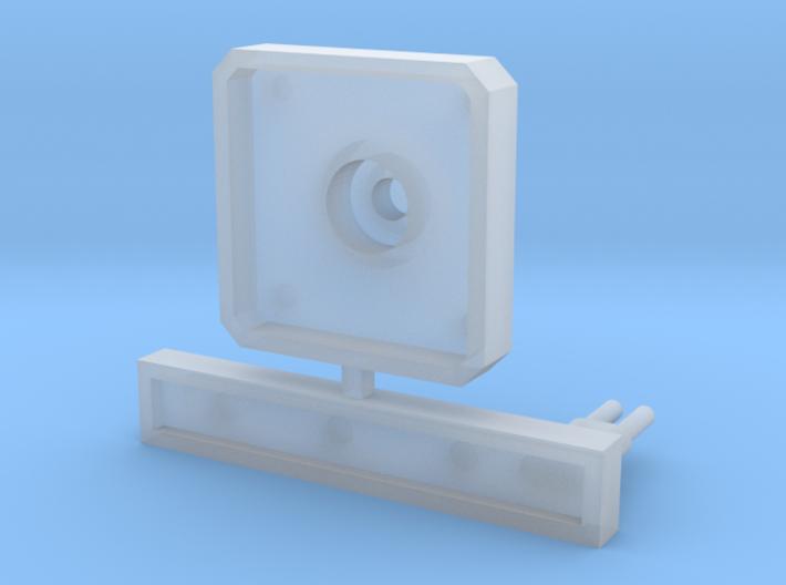 3d Printing BRASS 3d printed