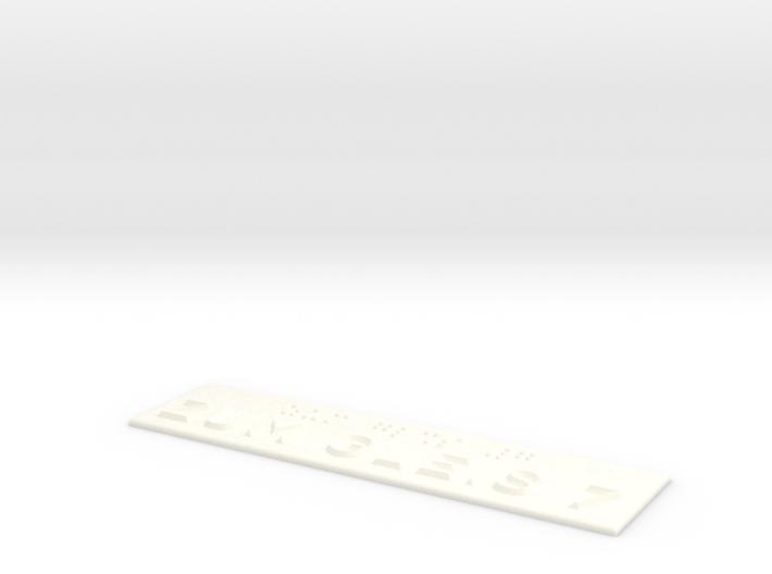 ZUM GLEIS 7 3d printed
