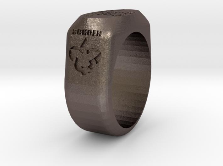 Class Ring V2 3d printed