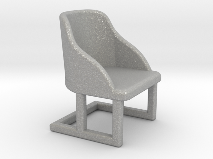 Chair, Art Deco 1:48 3d printed