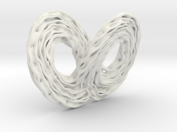 Lorenz Attractor 3d printed