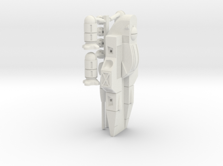 Cayman Mecha 1/285 6mm 3d printed