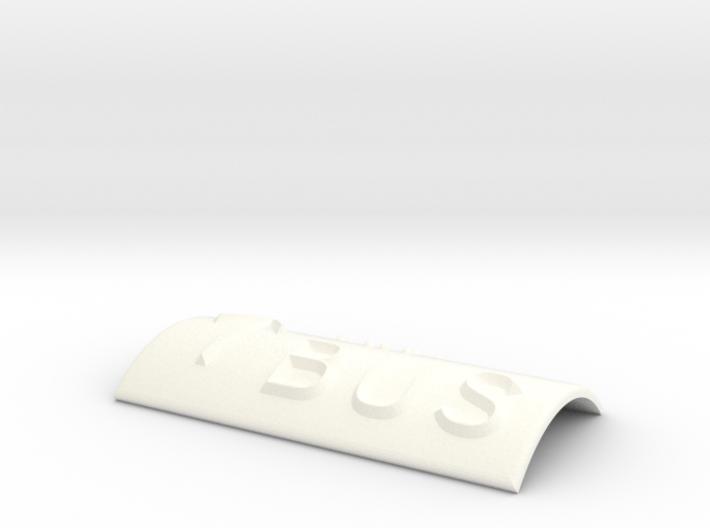 BUS mit Pfeil nach oben 3d printed