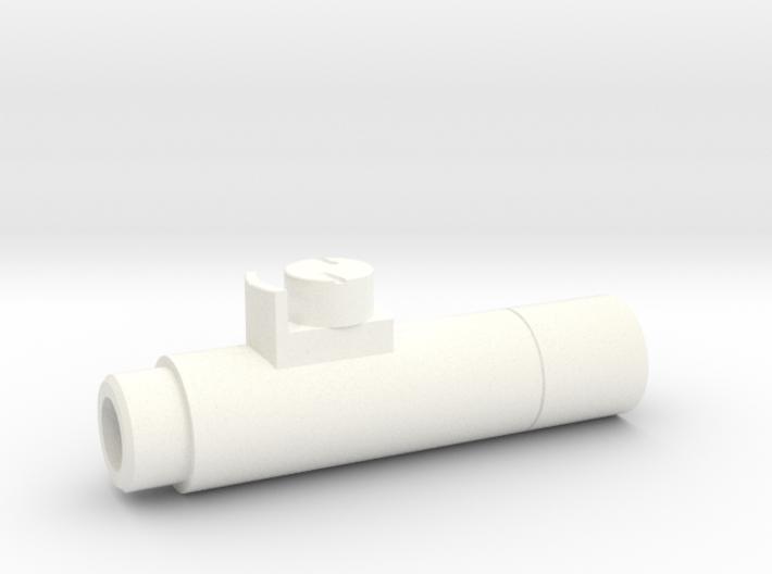 TFA Scope Pro Version 2P - Base Part I 3d printed