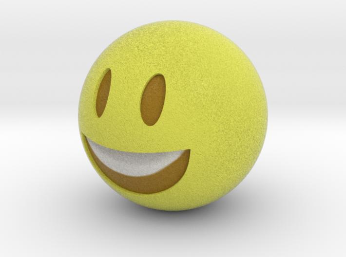 Emoji10 3d printed