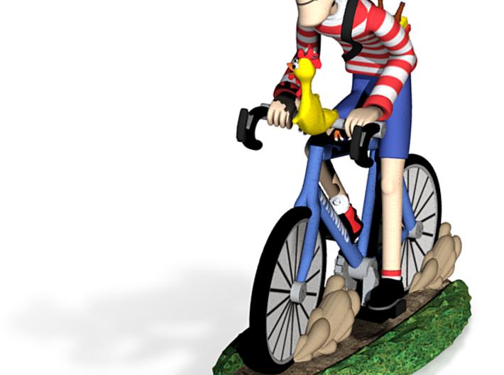 Waldo Model 3d printed
