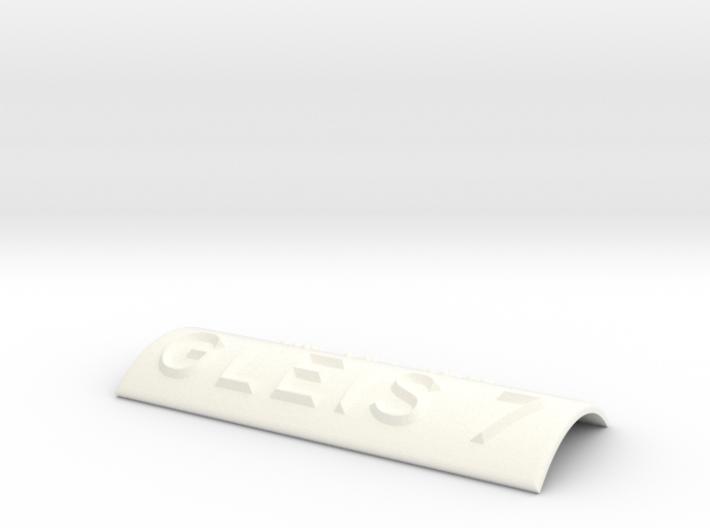 GLEIS 7 3d printed