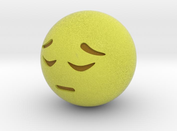 Emoji25 3d printed