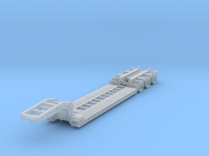N Scale Lowboy Fontaine 3d printed