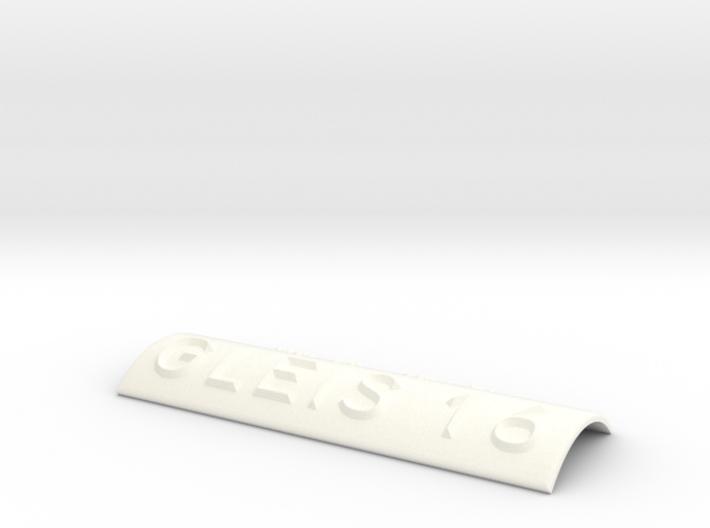 GLEIS 16 3d printed