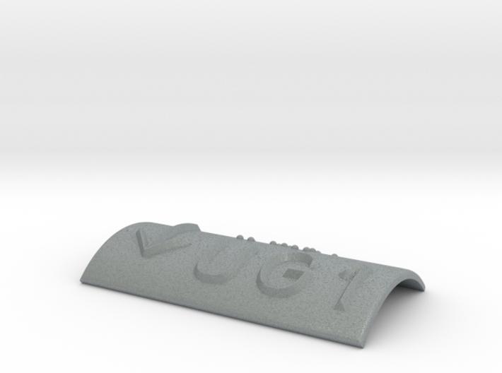UG 1 mit Pfeil nach unten 3d printed