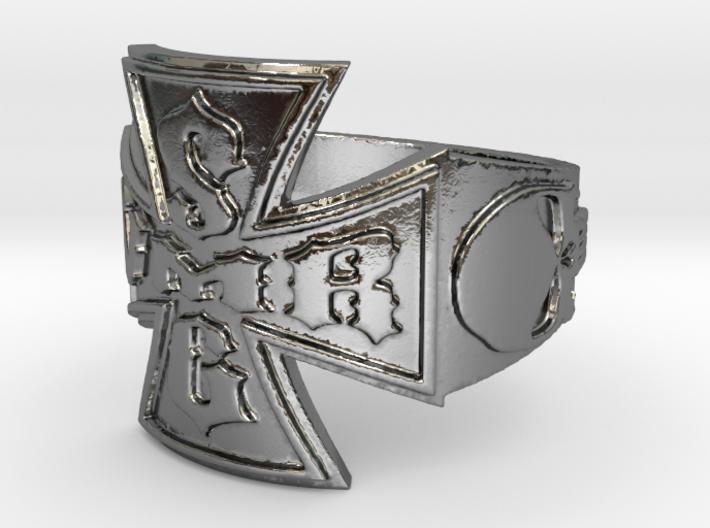 VMRSG_v2 Ring Size 11 3d printed