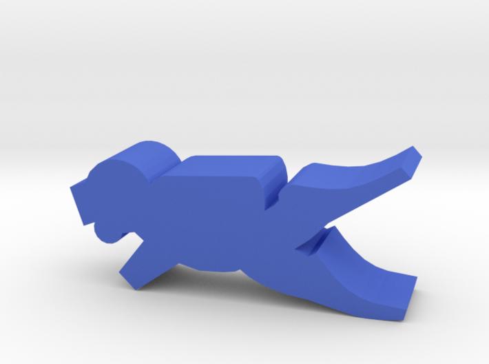 Game Piece, Scuba Diver 3d printed