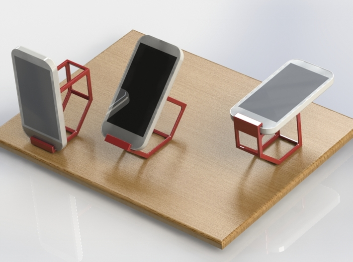 Android Stand 3d printed