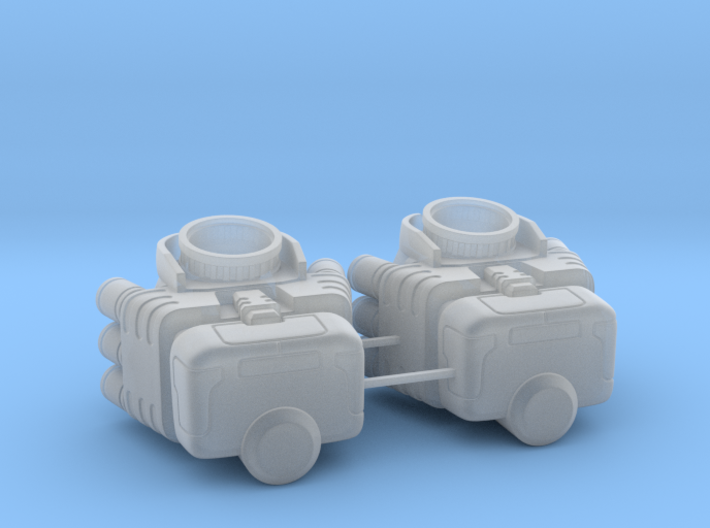 Storm mech lower arms 3d printed