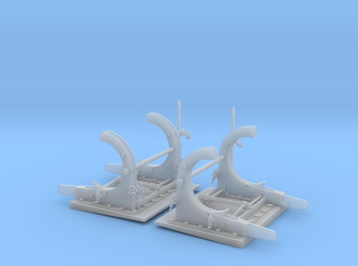 1/24 PT Torpedo Rack TypF 3d printed