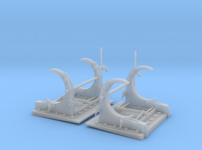 1/24 PT Torpedo Rack TypE 3d printed