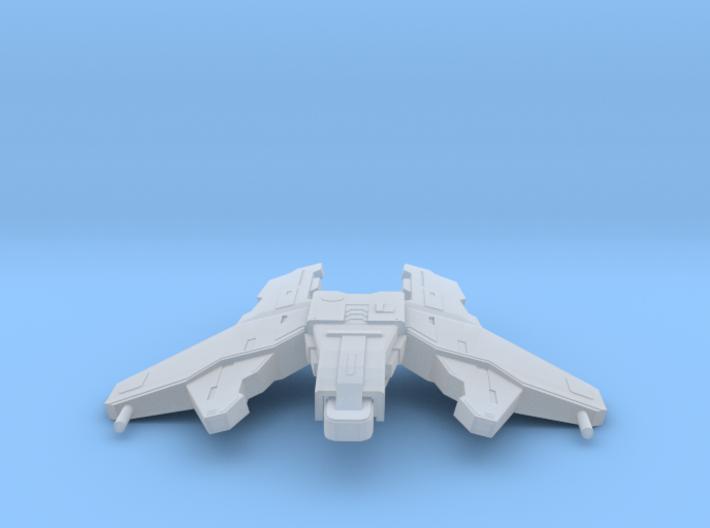 miniture dread 3d printed