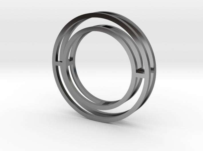 Anello Orbital 3d printed