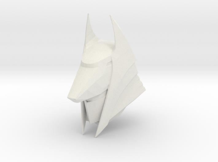 Blind Jackal Helmet (1:6 Scale) 3d printed