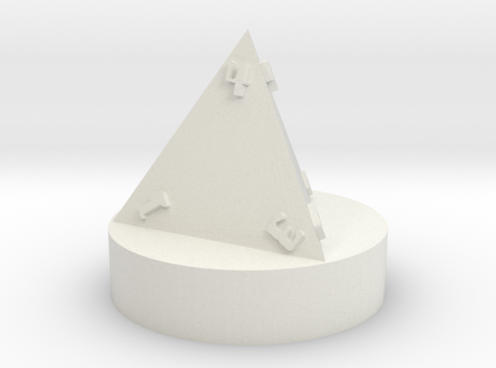 D20 Chess - Pawn 3d printed