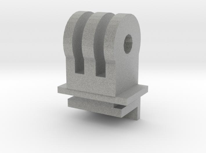 ZeroEdge Dash Cam Adapter for Go Pro Mount 3d printed